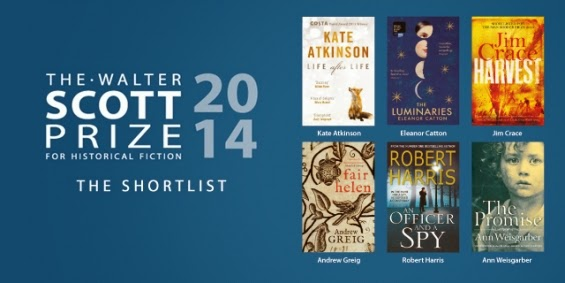 This year's shortlist