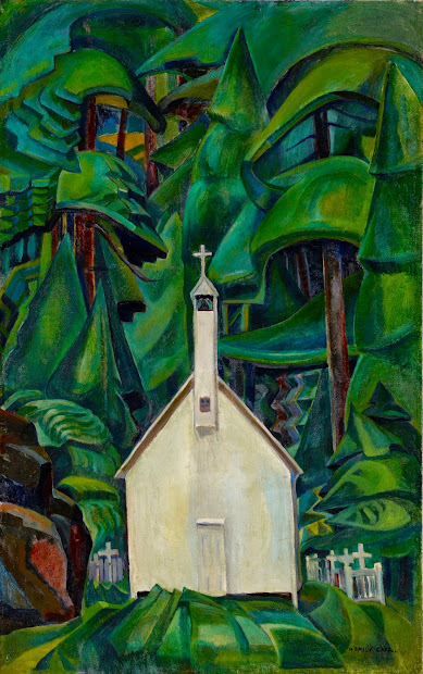 """Stone And Star Emily Carr Dulwich """""""