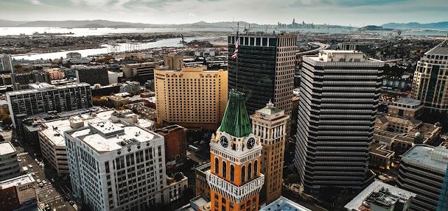 Pontos turísticos em Oakland