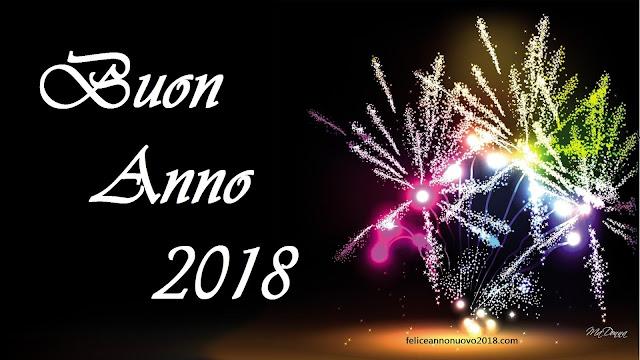 immagini di buon anno 2018