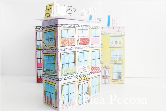 tutorial-como-hacer-casa-muñecas-con-carton-reciclado-packs-yogures-diy