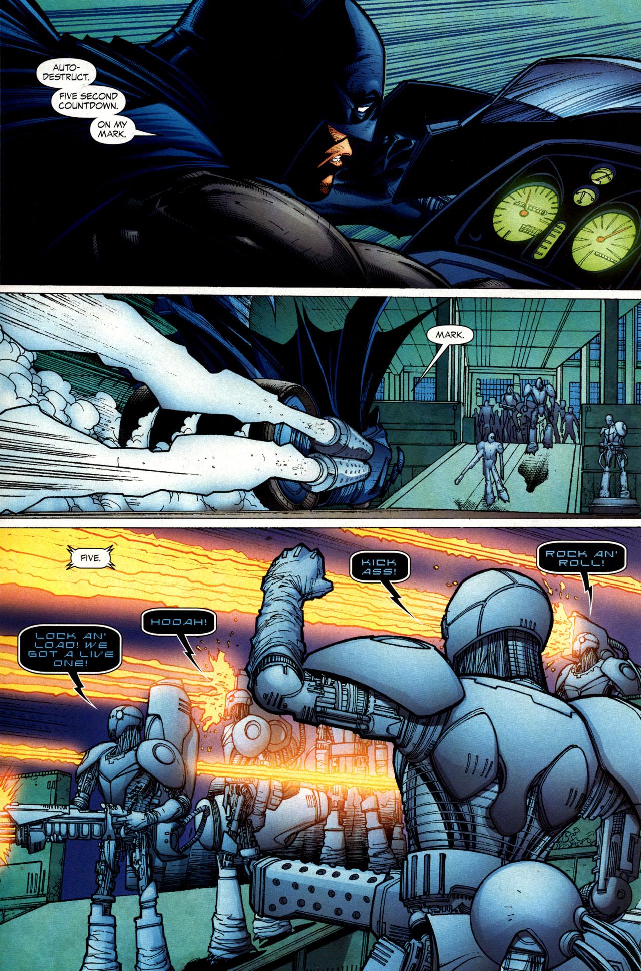 Batman Confidential Issue #5 #5 - English 15