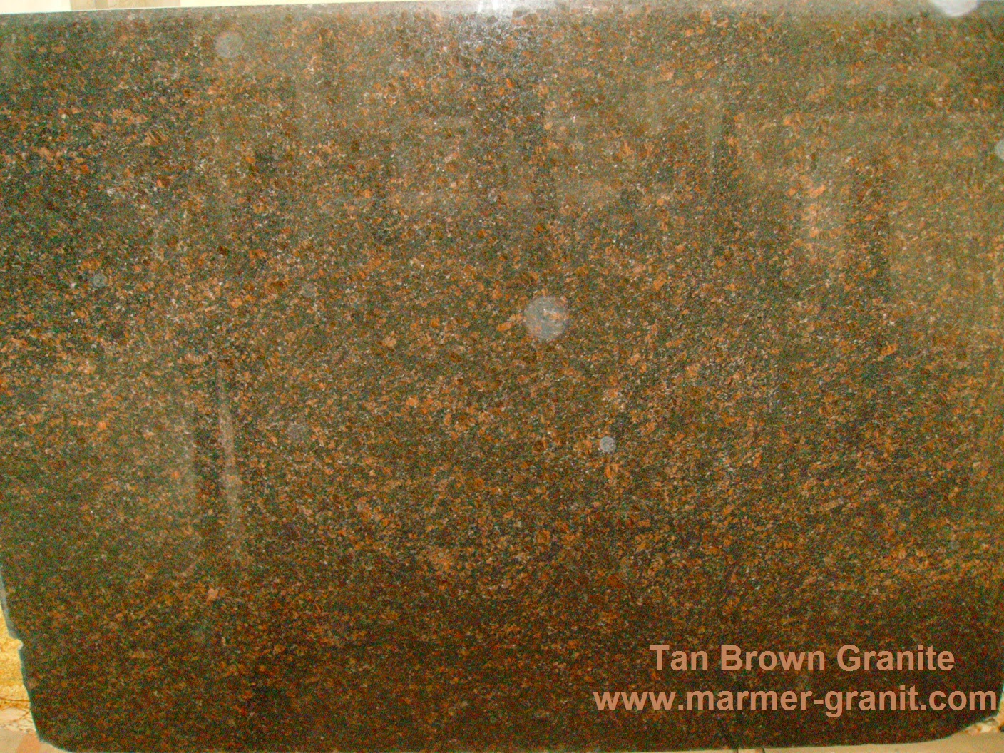 Granit Slabs Tab Brown