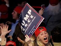 Donald Trump Pemenang Pemilu Pilpres Amerika Serikat