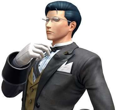 King of Fighters XIV hein character