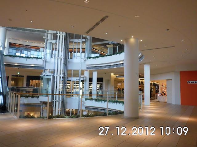 Mall terbesar di kobe Japan