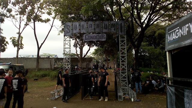 "Momen Sukabumi Eundeur 2017 ""Dark Carnival"""