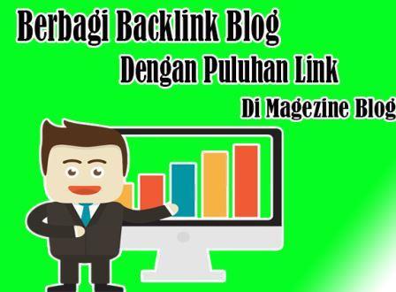 Berbagi Backlink Dengan Partner