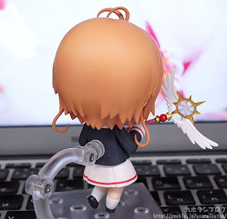 "Figuras: Galería fotográfica del Nendoroid Sakura Kinomoto: Tomoeda Junior High Uniform ver. de ""Card Captor Sakura Clear Card - Good Smile Compan"