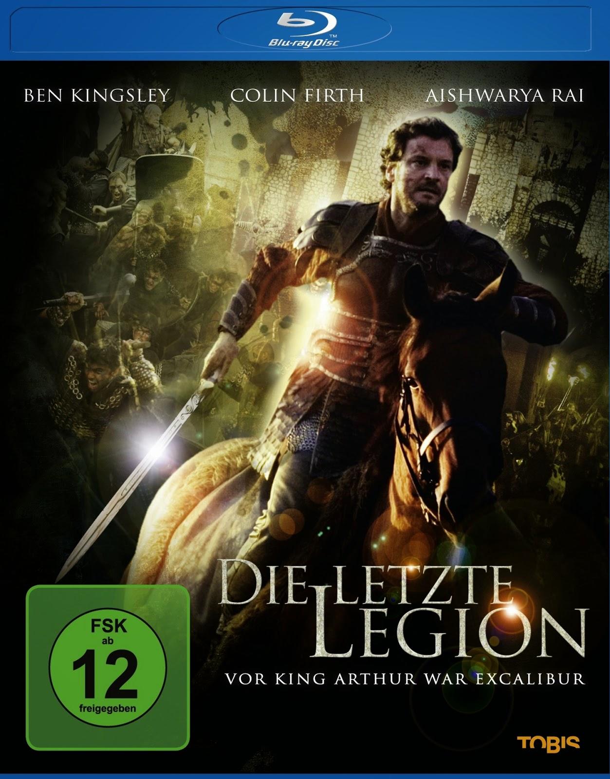The Last Legion ตำนานดาบคิงอาเธอร์ [HD][พากย์ไทย]