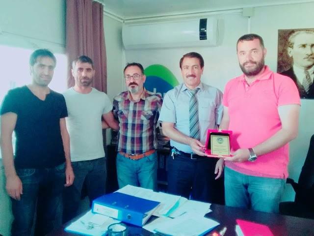 Bozovagücü SK'aya destek sürüyor
