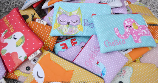 Animal Pouch For GoodyBag