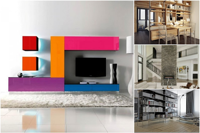 Modern Home Library Designs 2018