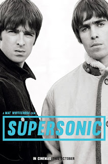 Oasis Supersonic Poster