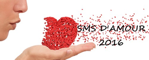 Beau sms d'amour 2016