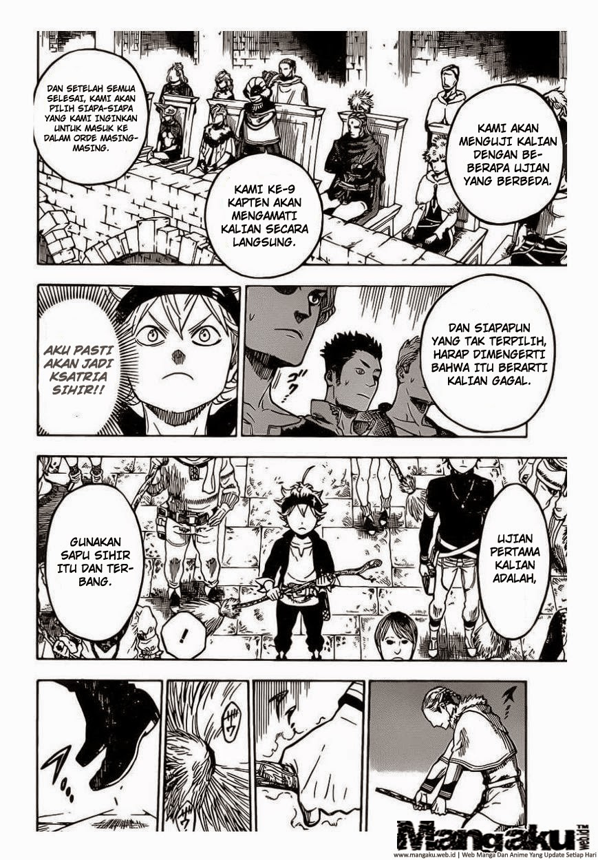 Black Clover Chap 2 Indo