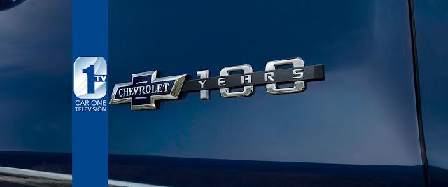 Celebran 100 años de pickups con Silverado