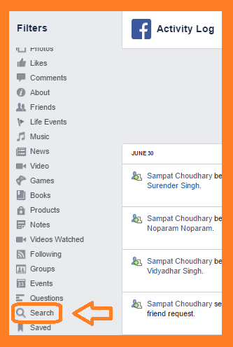 "Expand Facebook ""More""option"