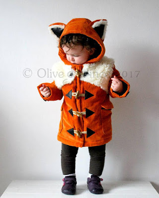 Fox Duffle Coat