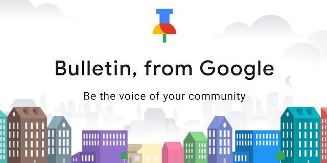 Bulletin una aplicacion de Google para incentivar el periodismo ciudadano local
