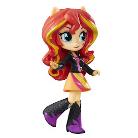 My Little Pony Equestria Girls Minis Pep Rally Singles Sunset Shimmer Figure