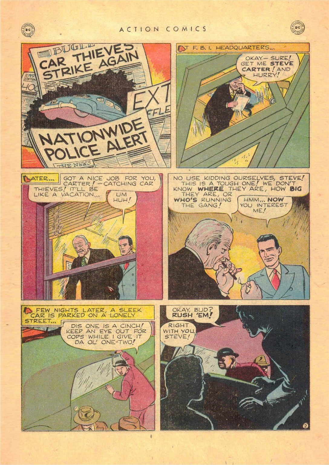 Read online Action Comics (1938) comic -  Issue #124 - 18
