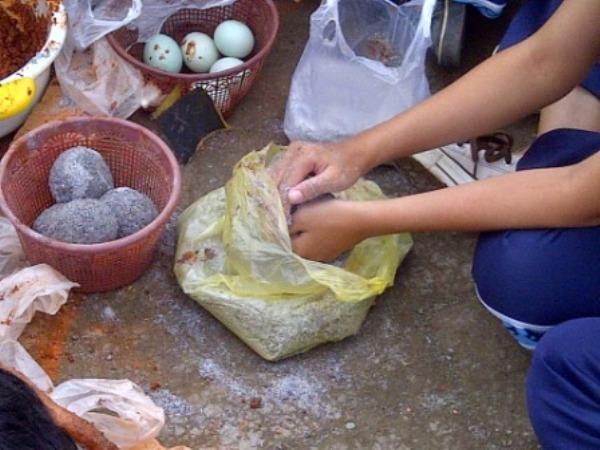 Cara Membuat Telur Asin Cara Membuat