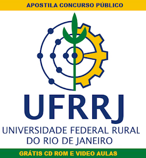 Apostila concurso UF-RRJ Assistente de Alunos - Universidade Federal Rural RJ 2016