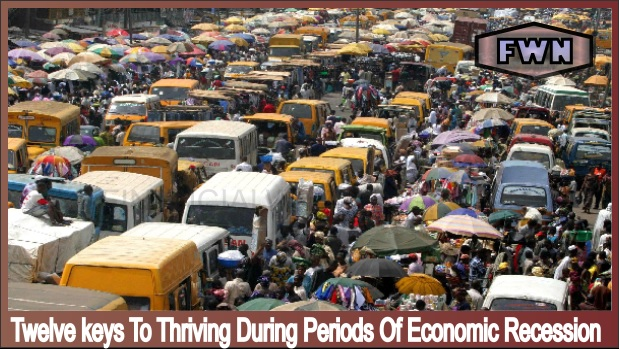 It's official – Nigeria in worst economic recession in 29 years