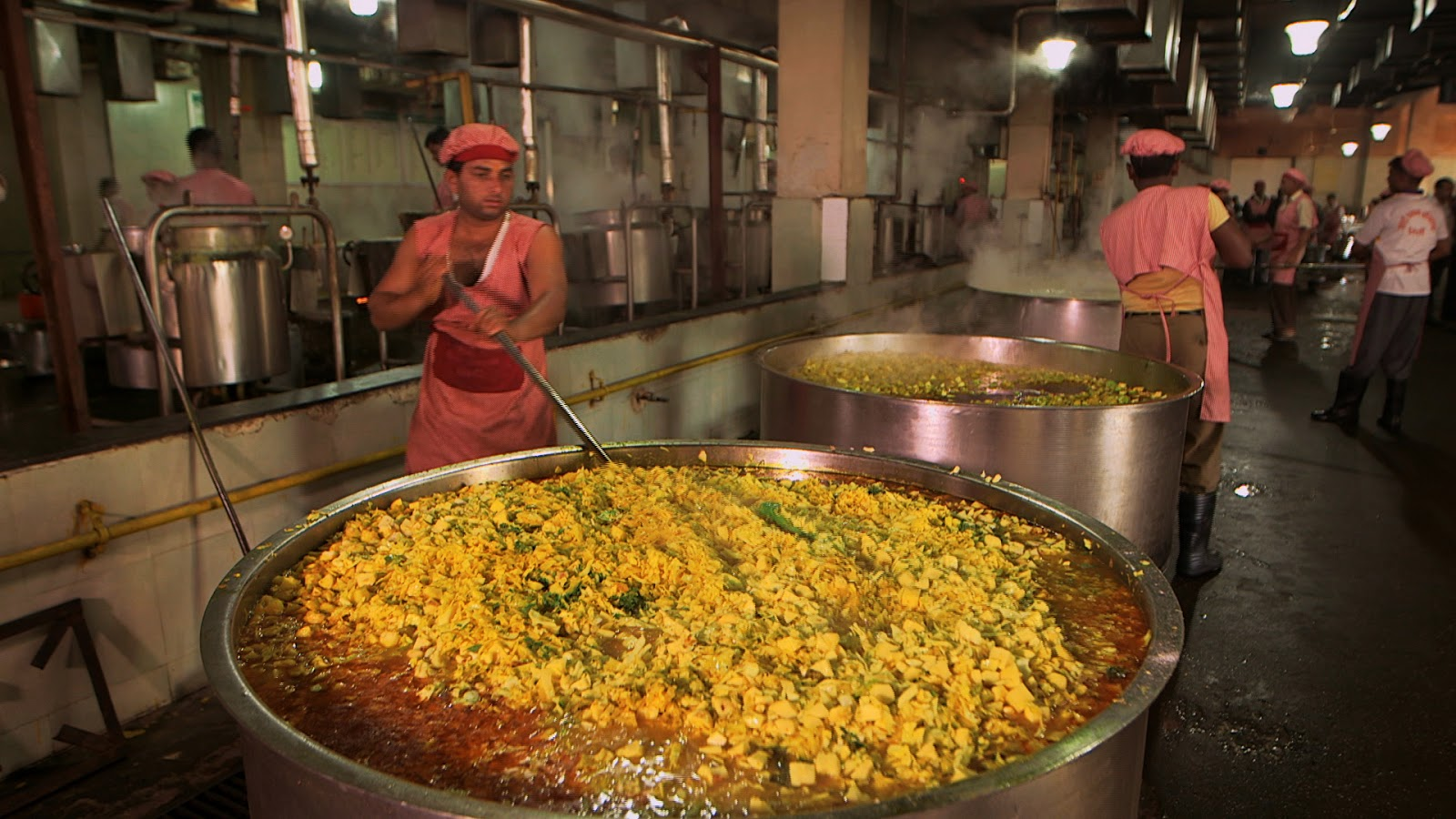 World S Largest Kitchen Puri