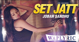 Set Jatt Song Lyrics