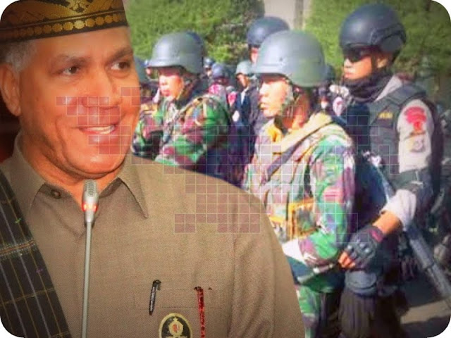 TNI dan Polri di Mimika Harus Solid Jaga Kekompakan