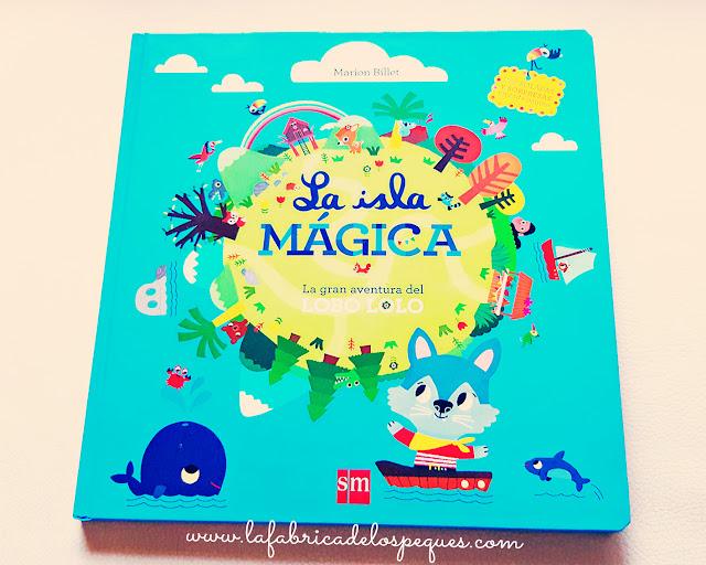 La Isla mágica (3 a 5 años)