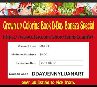 JennyLuanArt Esty shop link