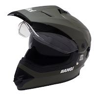 Steelbird Premium BANGI Motocross Helmet with Double Visor