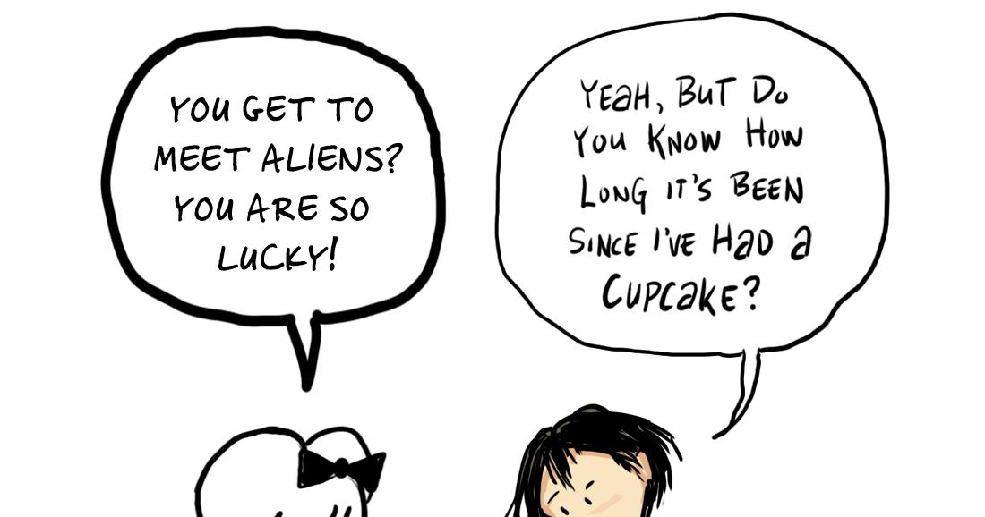 Great Kid Books: Return of Zita the Spacegirl, by Ben