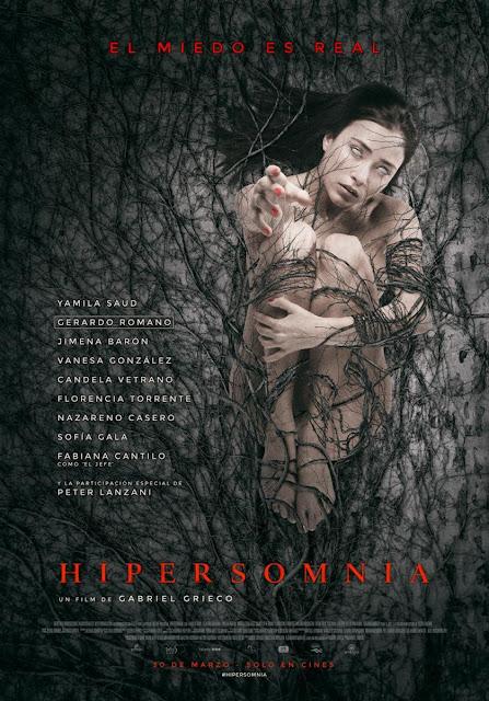 Hipersomnia (2016) ταινιες online seires xrysoi greek subs