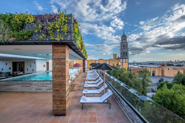 Rosewood Puebla draws its inspiration from the colonial city's rich heritage. Explore the town's proud traditions at this Puebla, Mexico 5-star luxury hotel.