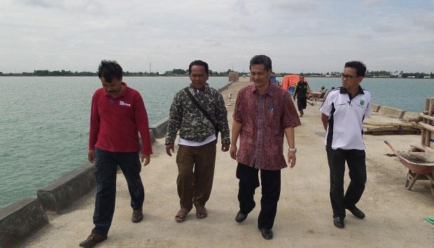Pemerintah Pusat Telah Memutuskan Bahwa Pelabuhan Internasional Dibngun di Subang
