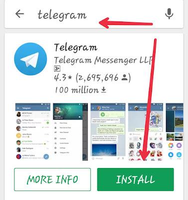 Telegram keya hai