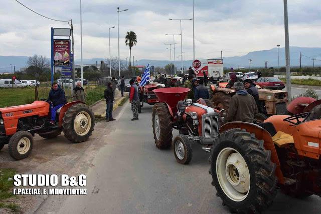 Οι αγρότες της Λάρισας ξεκινούν κινητοποιήσεις
