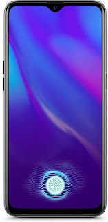 OPPO K1 with Optical In-screen Fingerprint Sensor, full specifications, design, and features