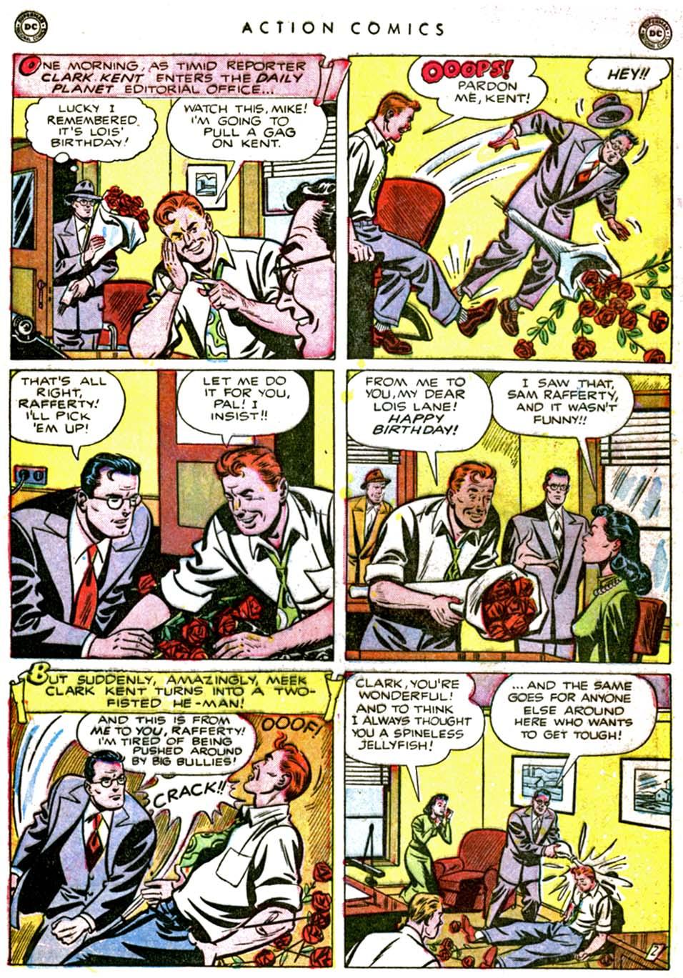 Action Comics (1938) 139 Page 3