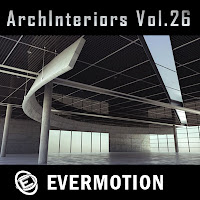 Evermotion Archinteriors vol.26室內3D模型第26季下載