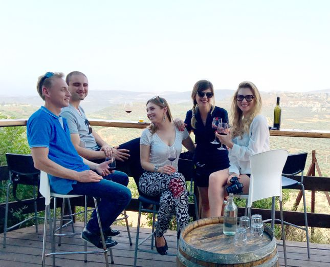Lotem is the only winery in Israel that makes organic wine.