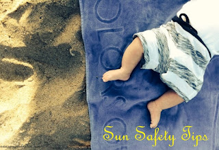 Sun Safety for Kids, Five Useful Tips