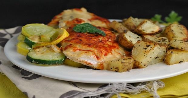 HummusCrusted Chicken Recipe