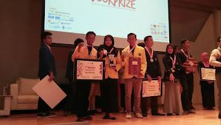 MARCH, Sabet Kemenangan dalam IPB Bussiness Festival 2017