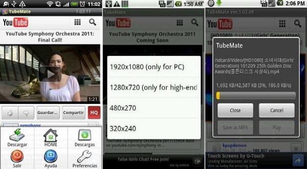 Ponsel arif dengan sistem operasi android Yuk Coba Aplikasi Download Video Android Ini