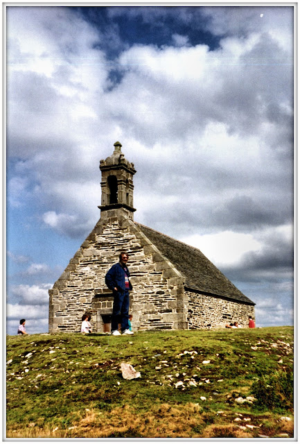 1992 Monts d'Arrée, Bretagna